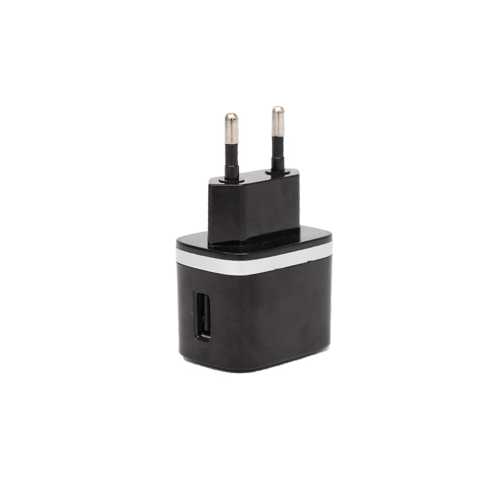 Single USB wall charger with CE
