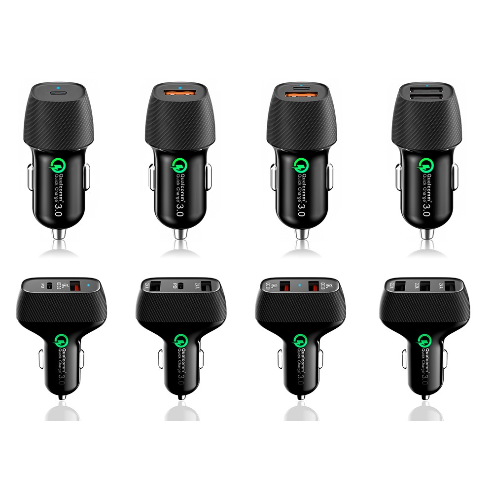 Dual QC3.0 36W USB Car Charger