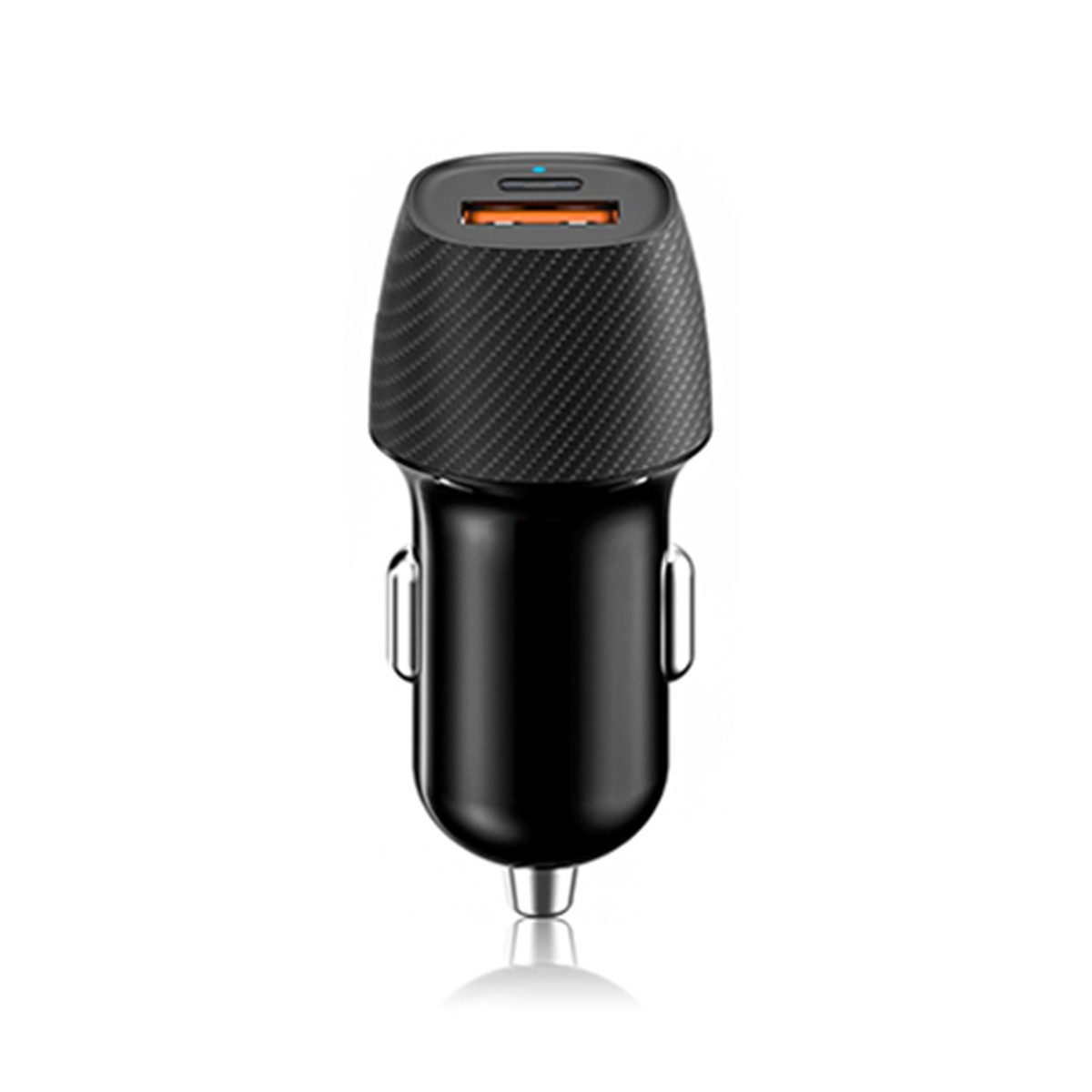 Type C PD18W+QC3.0 18W OEM Car Charger
