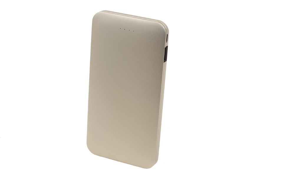 CNC aluminum type c and QC 3.0 power bank