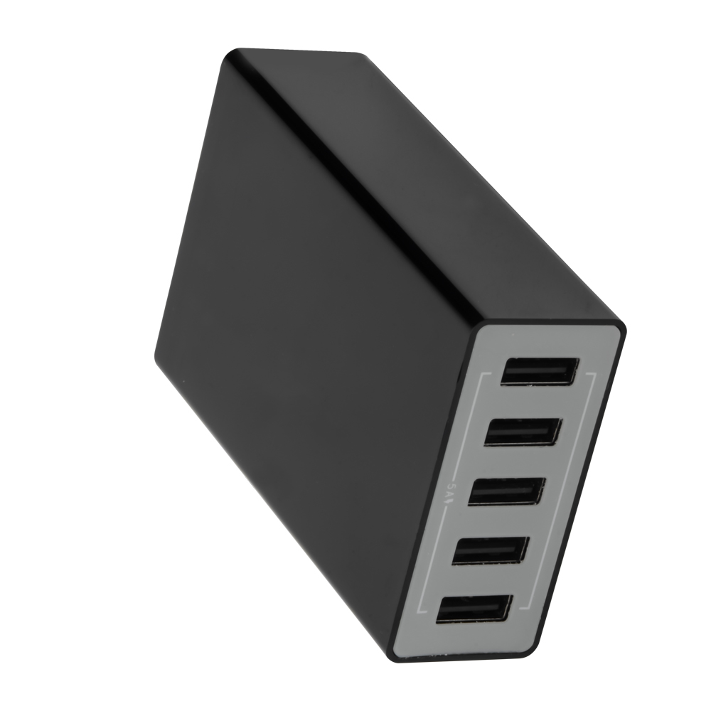 5 ports wall charger with ETL certification(图1)