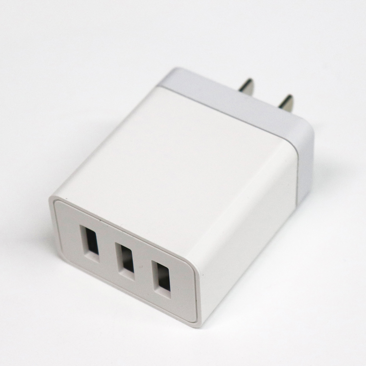 TC-M6U3 -- 3 USB port wall charger(图3)