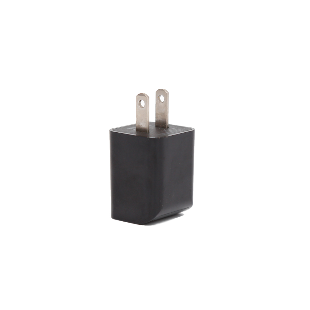 Single port wall charger US plug